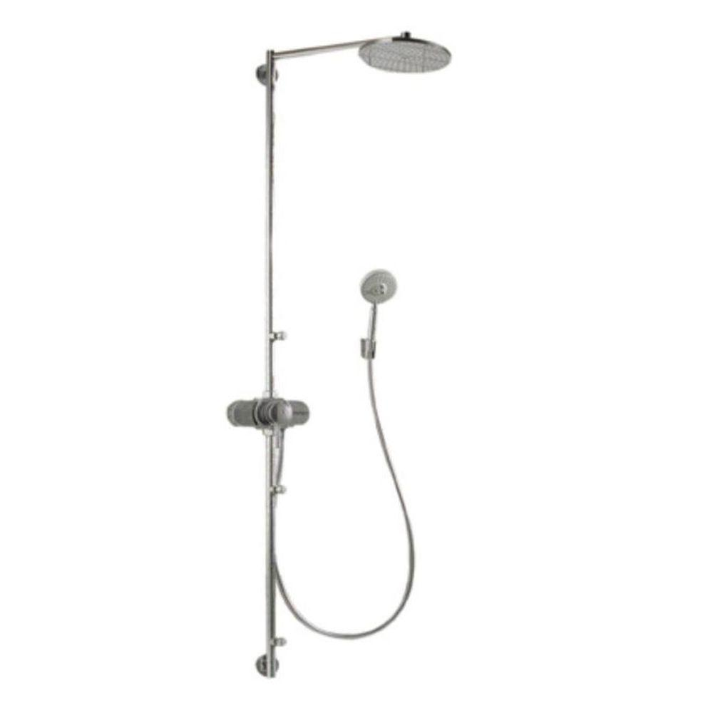 Hansgrohe Showerpipe in Chrome-DISCONTINUED