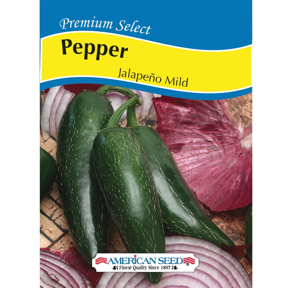 Pepper Jalapeno Mild AM Seed