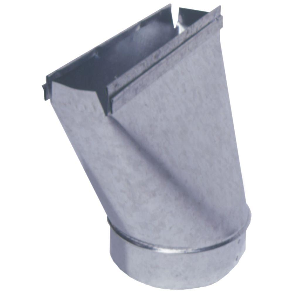 12 in. x 2-1/4 in. to 6 in. Stack Boot