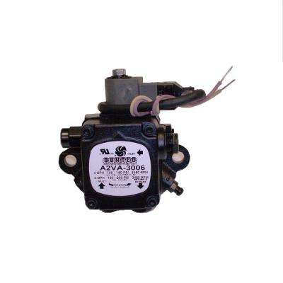 Oil Pump with Solenoid