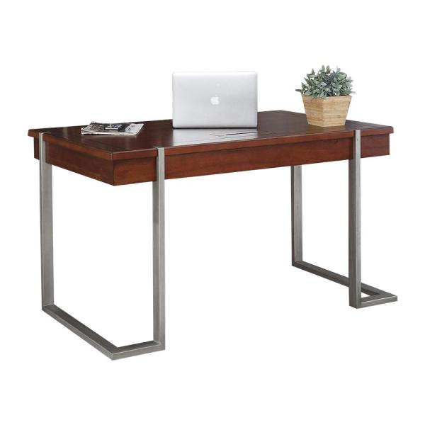 Turnkey Products Austere Antiques Nora 54 in. Writing Desk