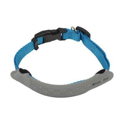 Nite Dawg LED Collar Cover to Grey