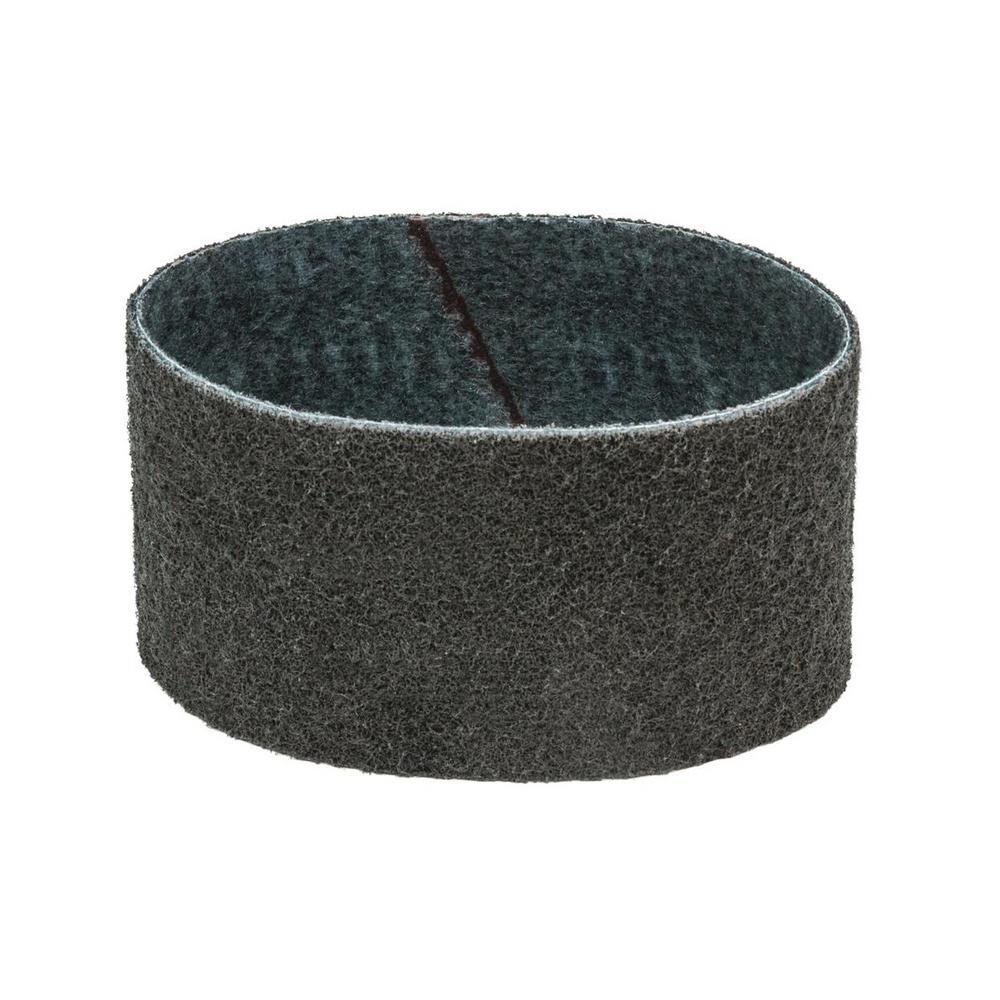 Blendex 5 in. x 15.5 in. L x 3.5 in. W GR Fine Surface Conditioning Drum Belt