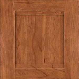Charmant KraftMaid 15x15 In. Cabinet Door Sample In Sonora Cherry In  Cinnamon RDCDS.HD,SNC4,CAC   The Home Depot