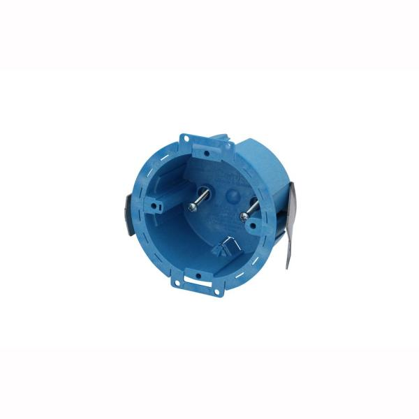 3-1/2 in. Hard-Shell Old/New Work Ceiling Electrical Outlet Box