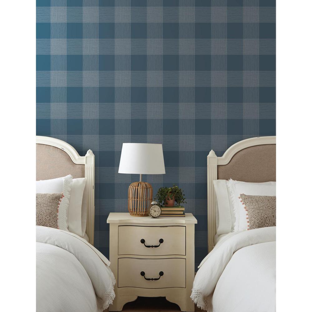 56 sq.ft. Common Thread Wallpaper