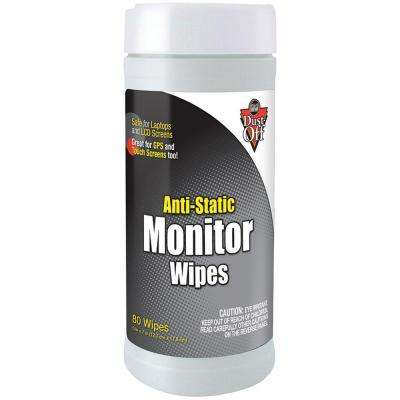 Monitor Wipes (80-Pack)