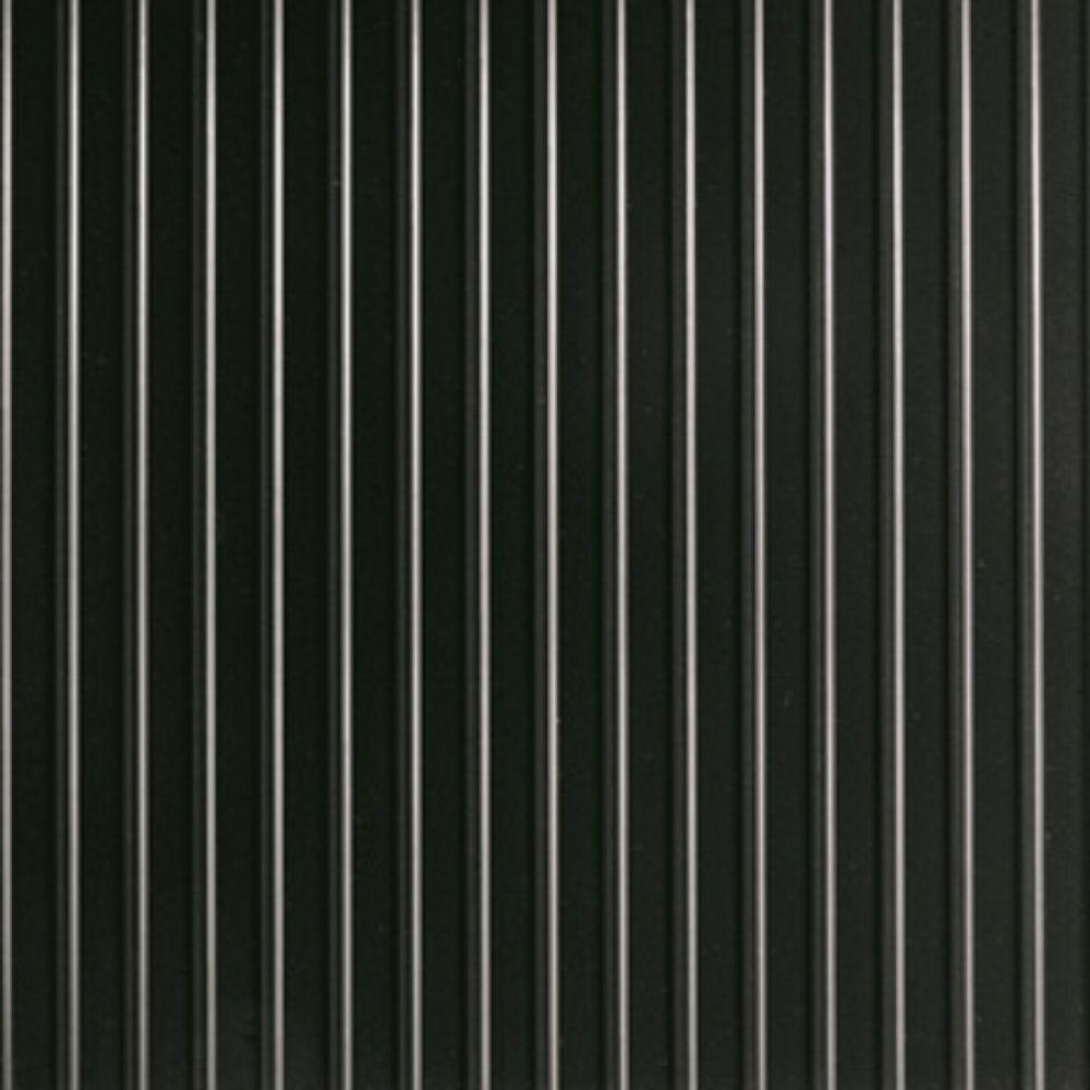 G Floor Rib 7 5 Ft X 17 Ft Midnight Black Vinyl Garage