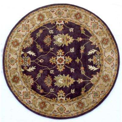 dynamic rugs - round - area rugs - rugs - the home depot