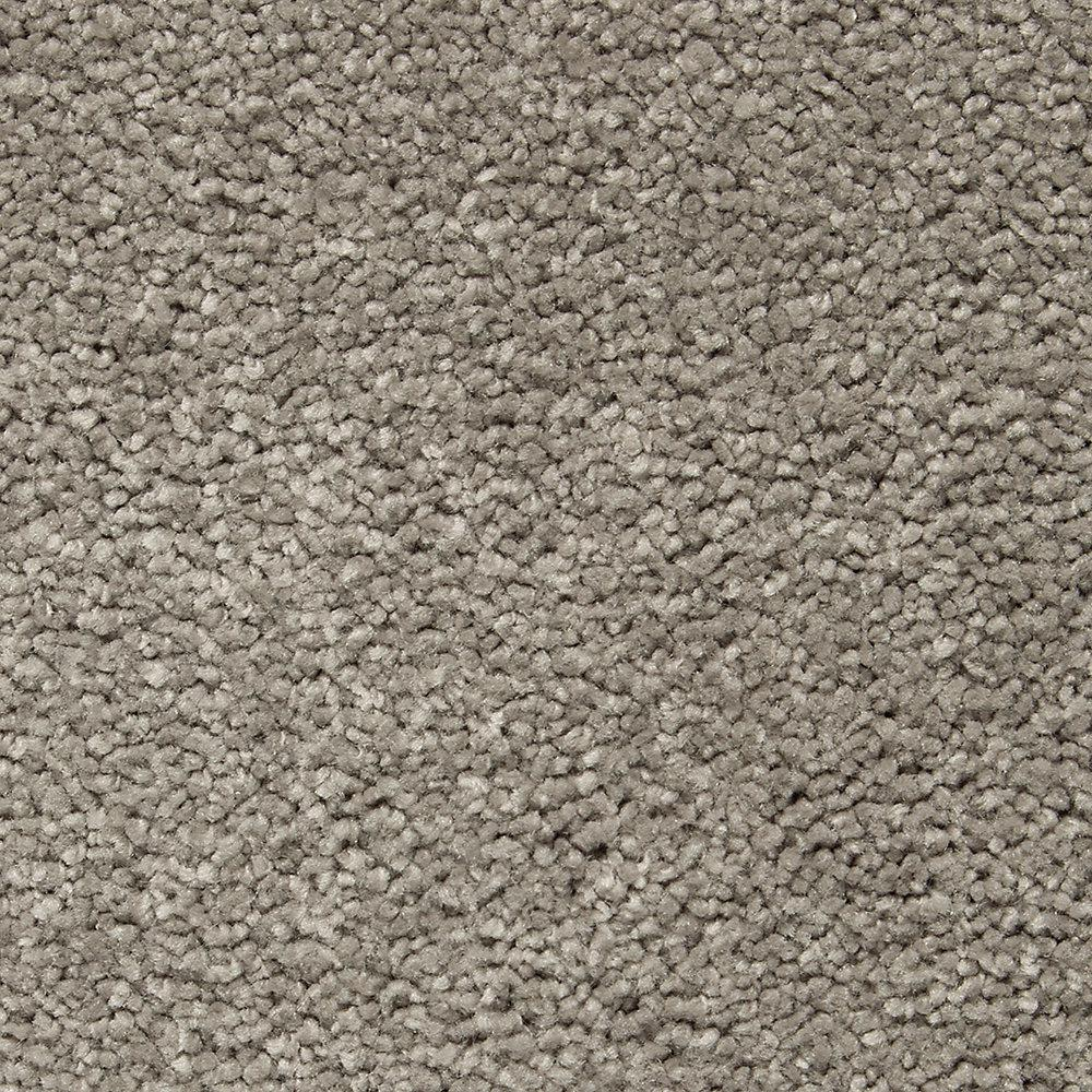 Lifeproof Castle II - Color Cinder Fox Textured 12 ft. Carpet