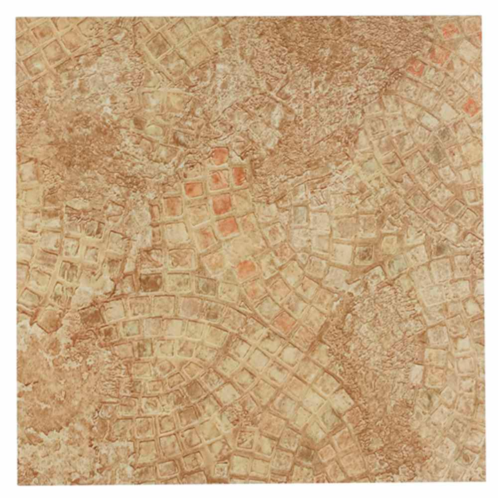 Achim Tivoli Beige 12 In X 12 In Peel And Stick Ancient