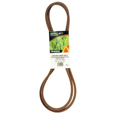 Ground Drive Belt for Craftsman, Husqvarna, Poulan Mowers Replaces OEM #161597 and 532161597