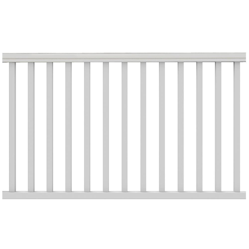 Veranda 6 ft. x 36 in. Traditional Pre-Built Rail Kit without Brackets
