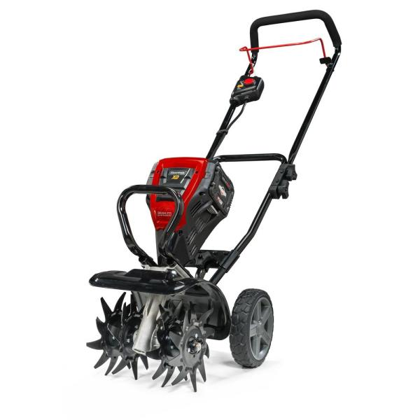 XD 82-Volt MAX Cordless Electric Cultivator with 10 in. Tilling Width, Battery and Charger Not Included