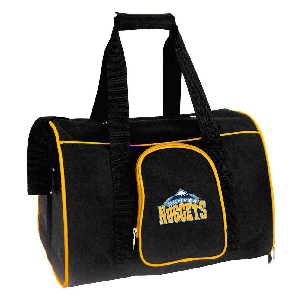 NBA Denver Nuggets Pet Carrier Premium 16