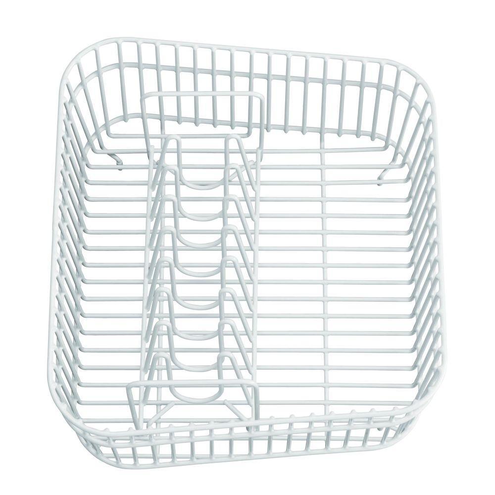 KOHLER Wire Basket in WhiteDISCONTINUED