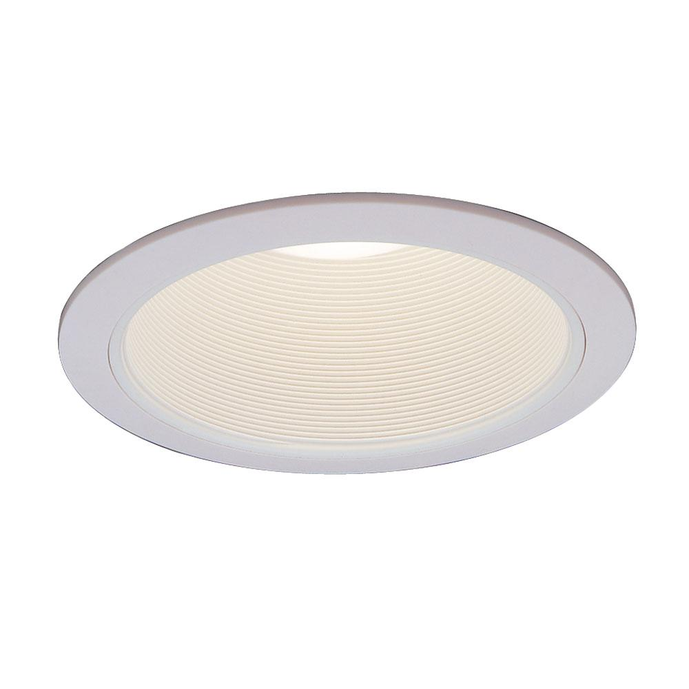 EnviroLite 6 in. R30 White Recessed Baffle Trim (6-Pack) was $45.42 now $34.07 (25.0% off)