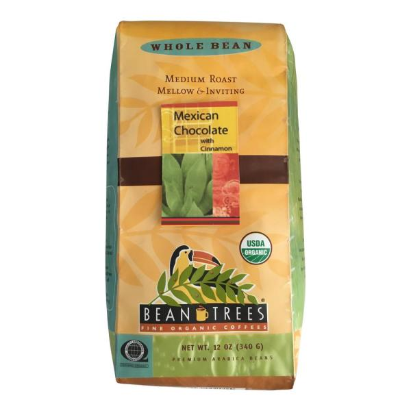 Bean Trees 12 oz. Mexican Chocolate Coffee Whole Beans (3-Bags) 1483831