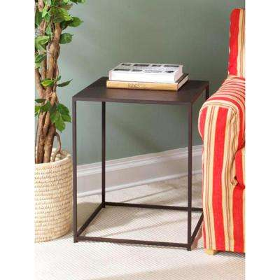 Urban Bronze End Table