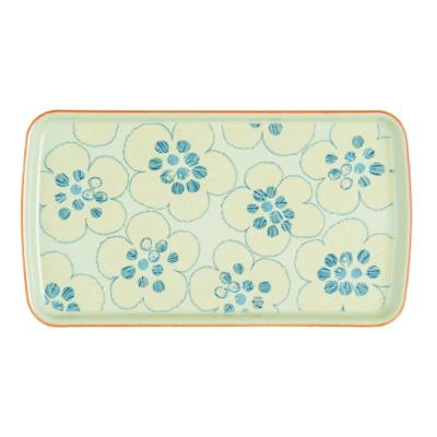 Heritage Orchard Accent Rectangular Plate