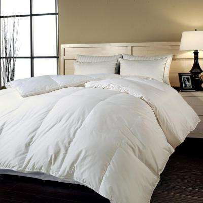 Down Alternative 700tc Cotton Sateen King Comforter