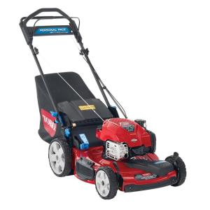 Toro Recycler 22 inch SmartStow Briggs and Stratton PoweReverse Personal Pace Gas Walk Behind Mower by Toro