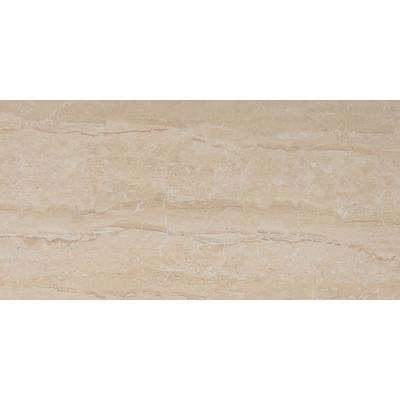Dunes Beige 16 in. x 32 in. Glazed Porcelain Floor and Wall Tile (10 cases / 106.7 sq. ft. / pallet)