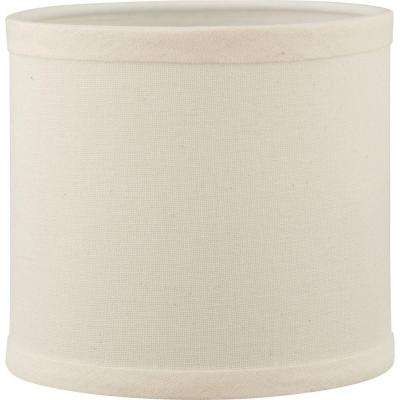 Inspire Collection 5.5 in. Beige Linen Accessory Shade