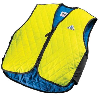 X-Large Sport Cooling Vest with High Visibility