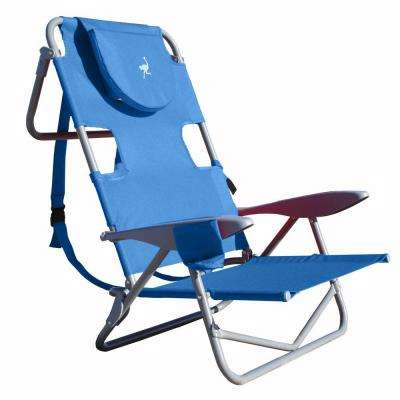 On-Your-Back Patio Chair