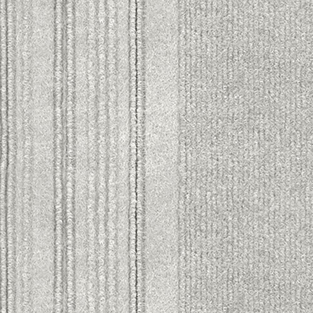 First Impressions Barcode Rib Dove Texture 24 in. x 24 in.