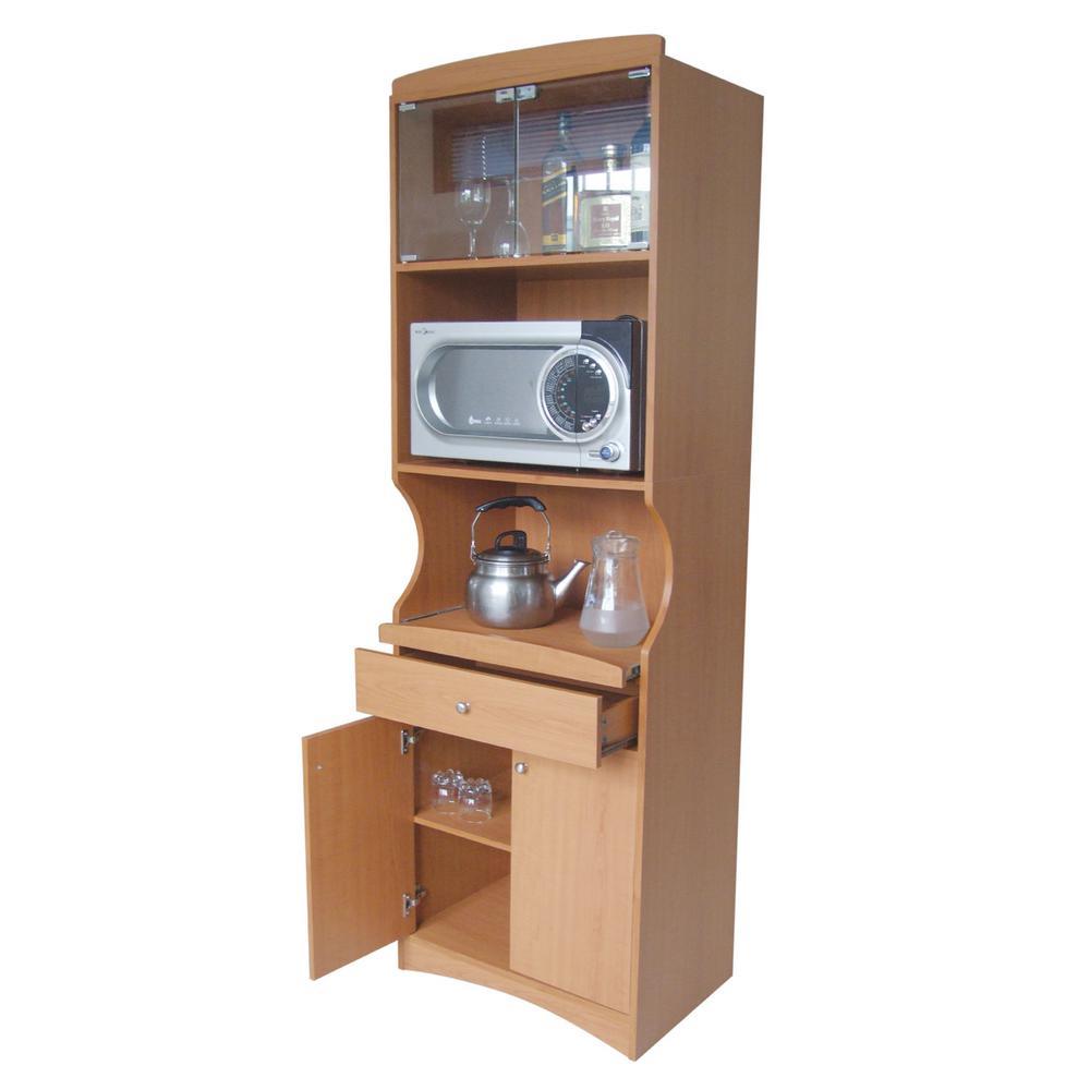 Home Source Danielson Cherry Microwave
