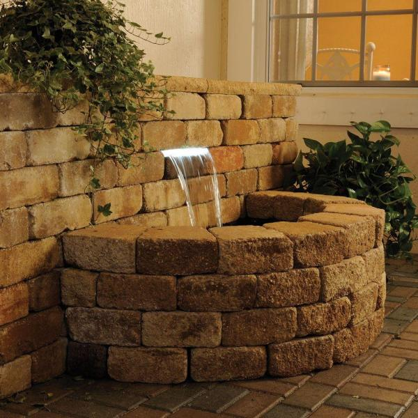 14 TotalPond LED Lighted Waterfall Spillway