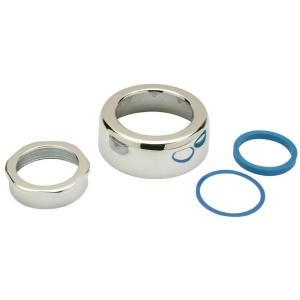 Zurn 1-1/2 inch Spud Escutcheon and Coupling Assembly for Flush Valves by Zurn