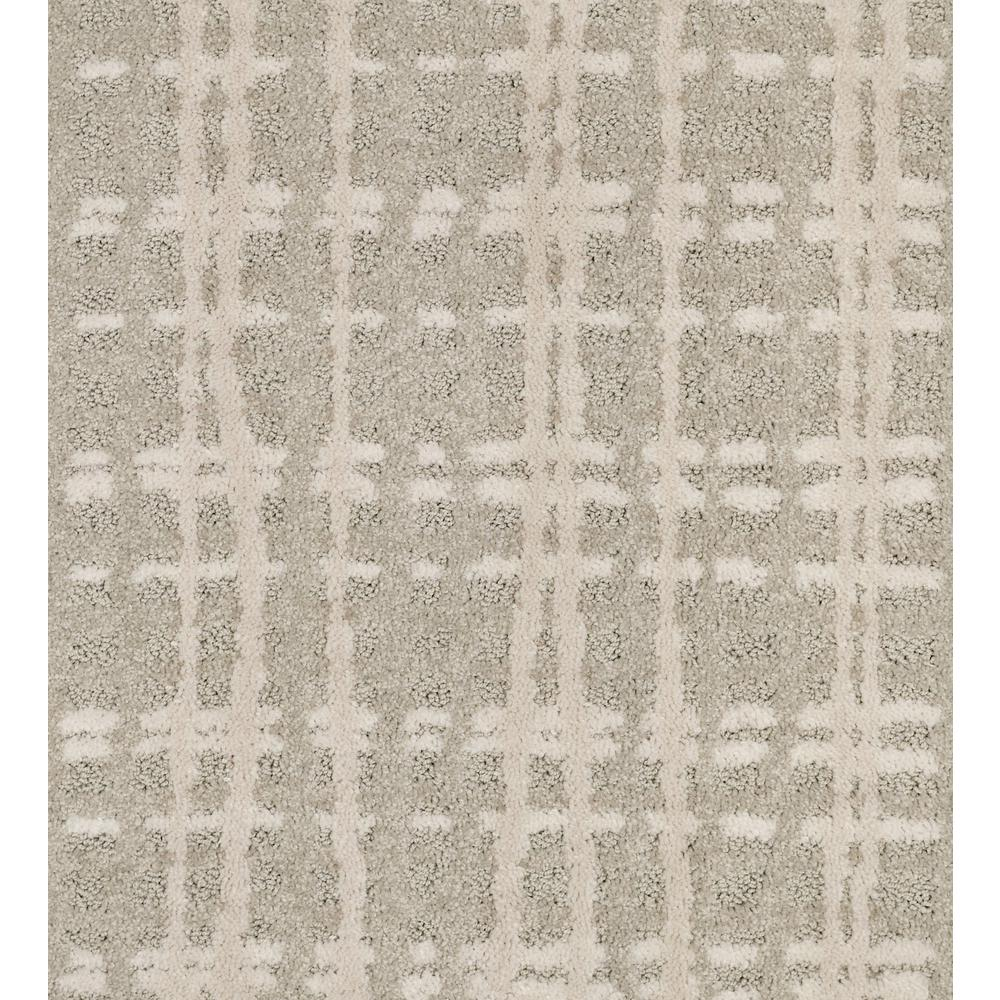 Lifeproof Carpet Sample Busy Day Color Thunder Pattern
