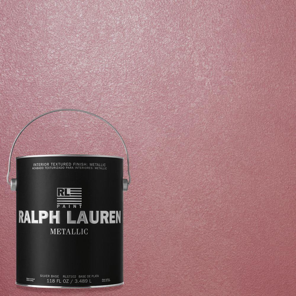 Ralph Lauren 1-gal. Purple Coneflower Silver Metallic Specialty Finish Interior Paint