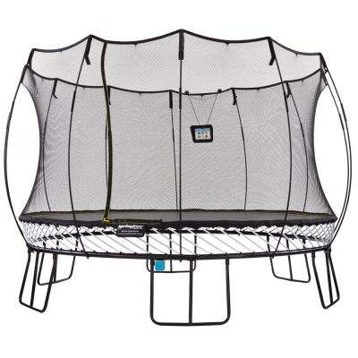 13 ft. Jumbo Round Trampoline with Flexinet Safety Enclosure