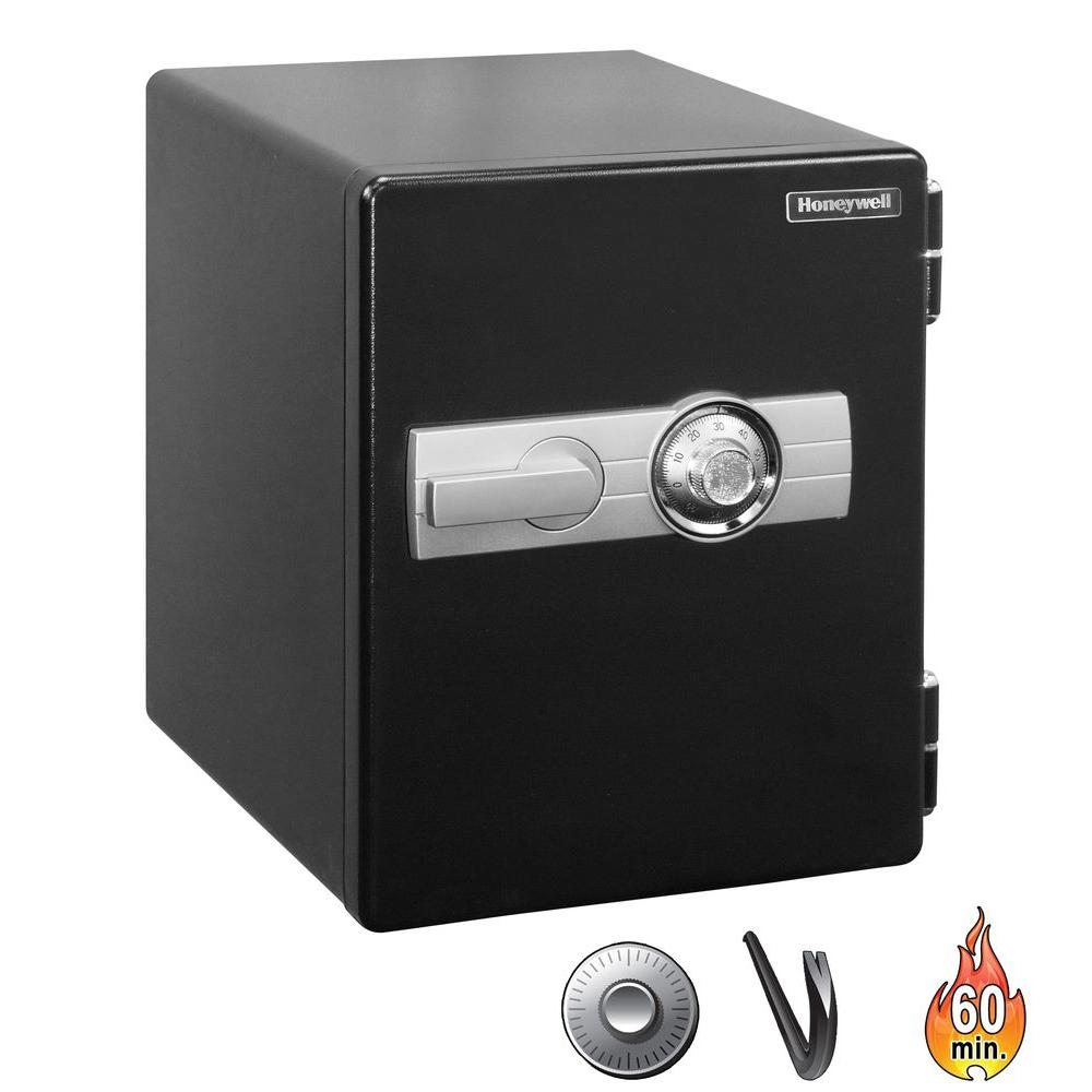 Honeywell 0.73 cu. ft. Fire Safe with Combination Dial Lock