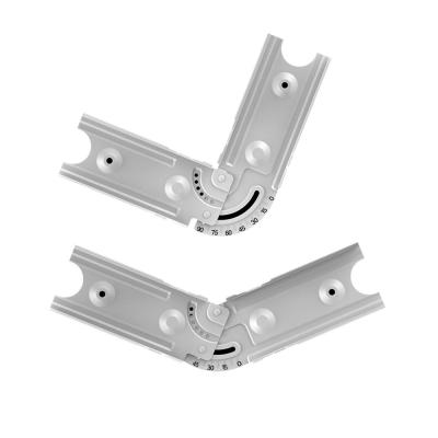Adjustable Angle Linking Bracket to Mount Only with 4 ft. Commercial Strip Light -Store SKU# 1004330413 and 1004299517