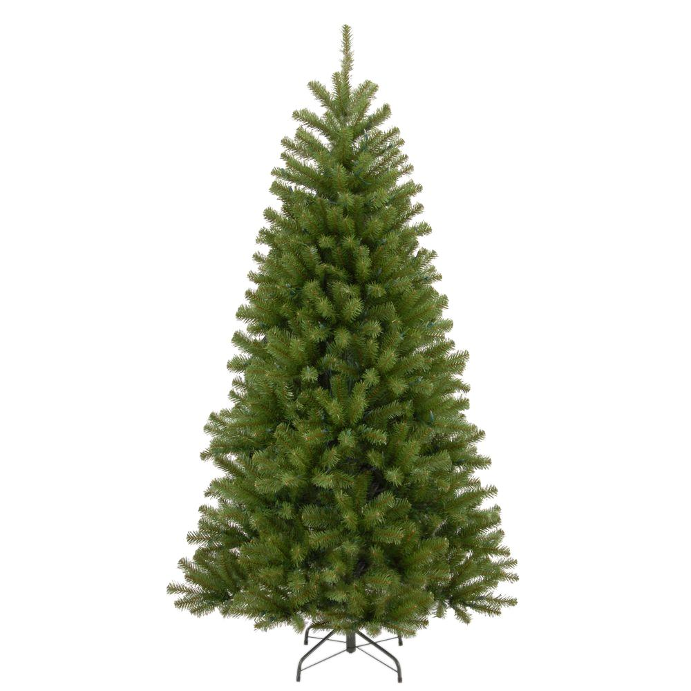 north valley spruce hinged artificial christmas