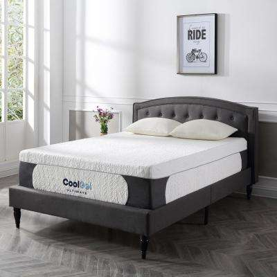 Ultimate Full-Size 14 in. Gel Memory Foam Mattress