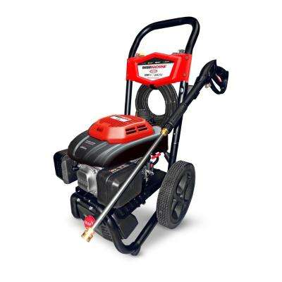 Clean Machine by SIMPSON CM61082 3200 PSI at 2.4 GPM 196cc Cold Water Residential Gas Pressure Washer