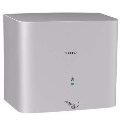 Cleandry Electric High-Speed Touchless Hand Dryer in Silver