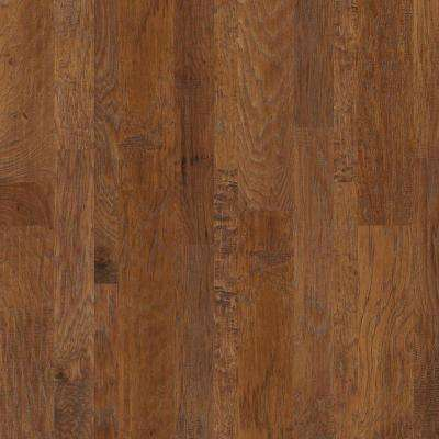 Canyon Hickory Taos 3/8 in. T x 6.38 in. W x Varying Length Engineered Hardwood Flooring (34.69 sq. ft. / case)