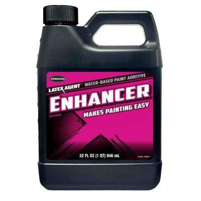1 qt. Enhancer Latex Paint Additive
