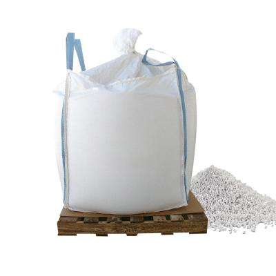1000 lb. Skidded Supersack of Calcium Chloride Pellets