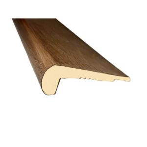 Acqua Floors Oak Dexter 1 In Thick X 3 In Wide X 94 In Length Stair Nose Molding Yyo007 273 The Home Depot