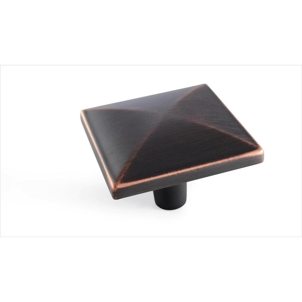 Extensity 1-1/2 in. L (38 mm) Oil Rubbed Bronze Cabinet Knob