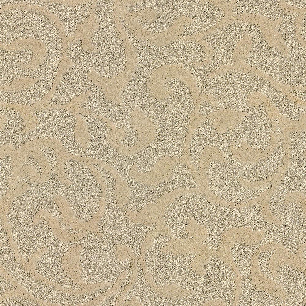Lifeproof Swirling Vines Color Golden Pecan Pattern 12