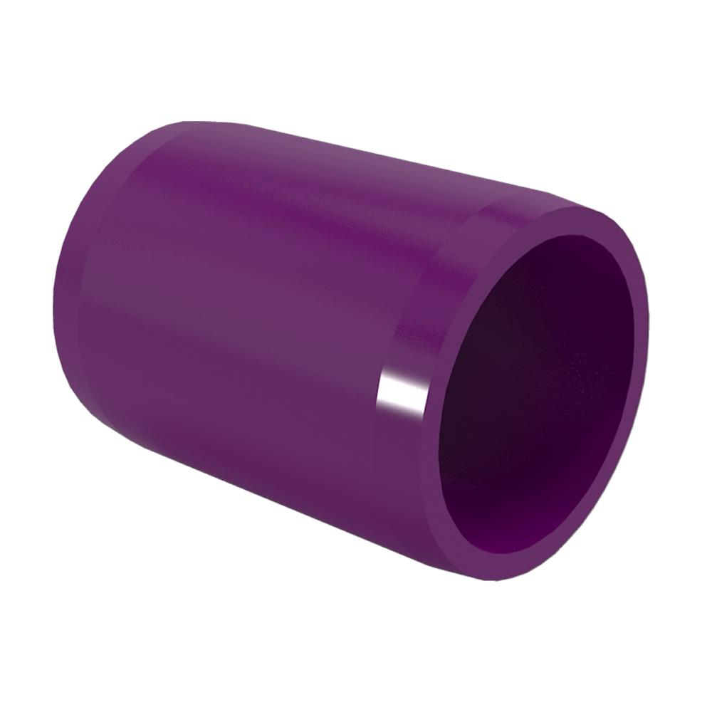 Formufit 1 in furniture grade pvc external coupling in for Furniture grade pvc